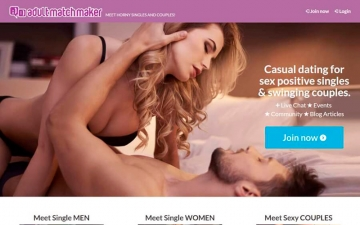 Adult Match Maker Australia Home Page